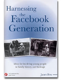 book harnessing the facebook generation ideas for involving young